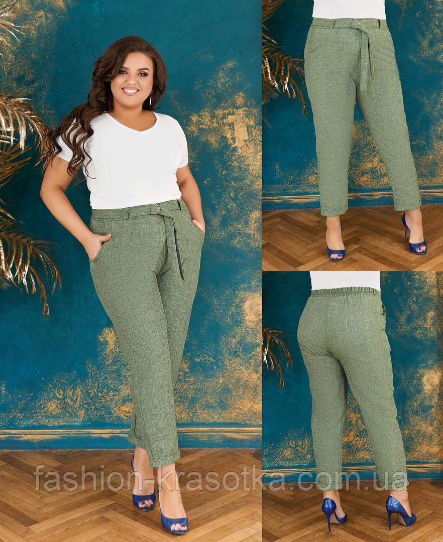 Модные женские брюки,размеры:48-50,52-54,56-58.
