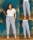Модные женские брюки,размеры:48-50,52-54,56-58., фото 3