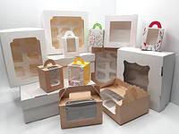 Картонные коробки для кондитерских изделий