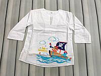 Пляжная туника для мальчиков и девочек, фото 1