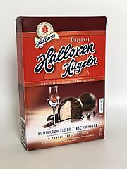 Halloren Kugeln Schwarzwälder Kirschwasser - Шварцвальдская вишня бренди 125г
