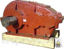 Крановый редуктор Ц2-650-25