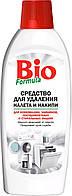 Bio Formula средство для удаления налета и накипи 500 мл