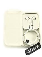 Оригинальный Кабель Apple Lightning/USB (1м) для iPhone + наушники EarPods 3,5 мм