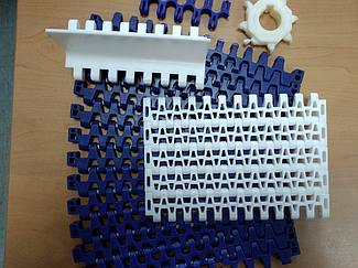 Модульна пластикова стрічка Habasit