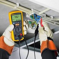 Виміри опору ізоляції електромережі