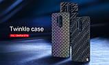 Nillkin OnePlus 8 Pro Twinkle case Silver Чехол Бампер, фото 7