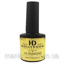 Безкислотный праймер ультрабонд Hollywood Ultrabond для чувствительной ногтевой пластины, 8 мл.
