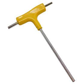 Ключ шестигранный Т-образный (4-5-5 мм)