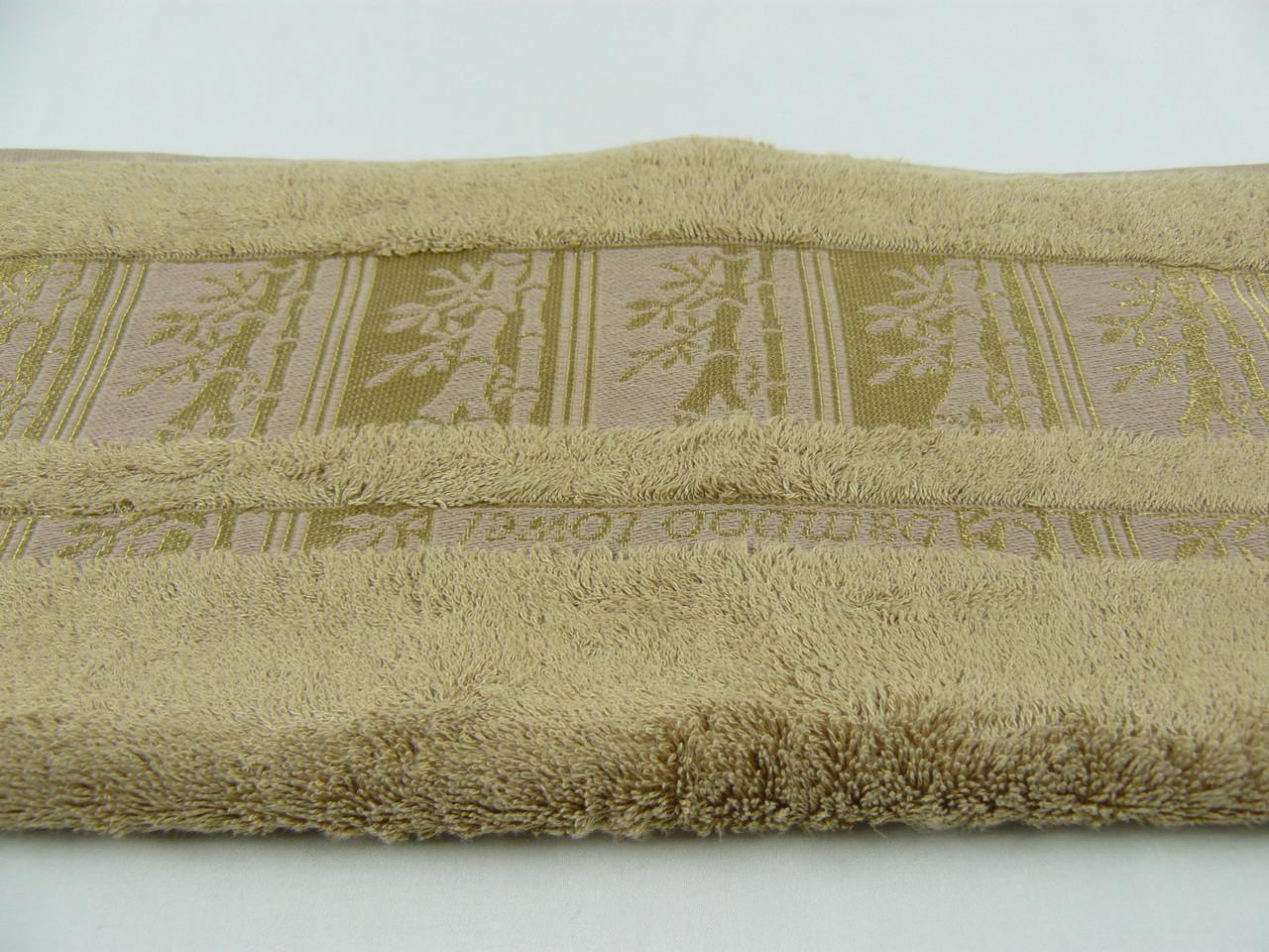 Полотенце  бамбуковое 50х90, 550 г/м²