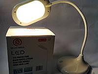 Настольная Led лампа трансформер с гибкой шейкой