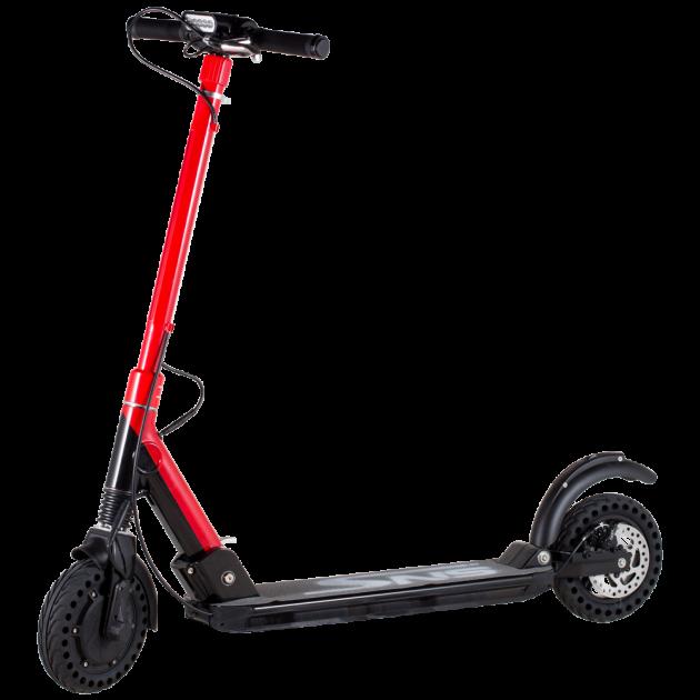 Электросамокат SNS T9 - 8 дюймов Red (Красный) для детей и взрослых