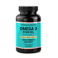 ОМЕГА-3  120  капсул  ( OMEGA-3)