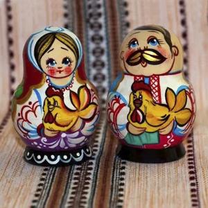 Українські сувеніри.