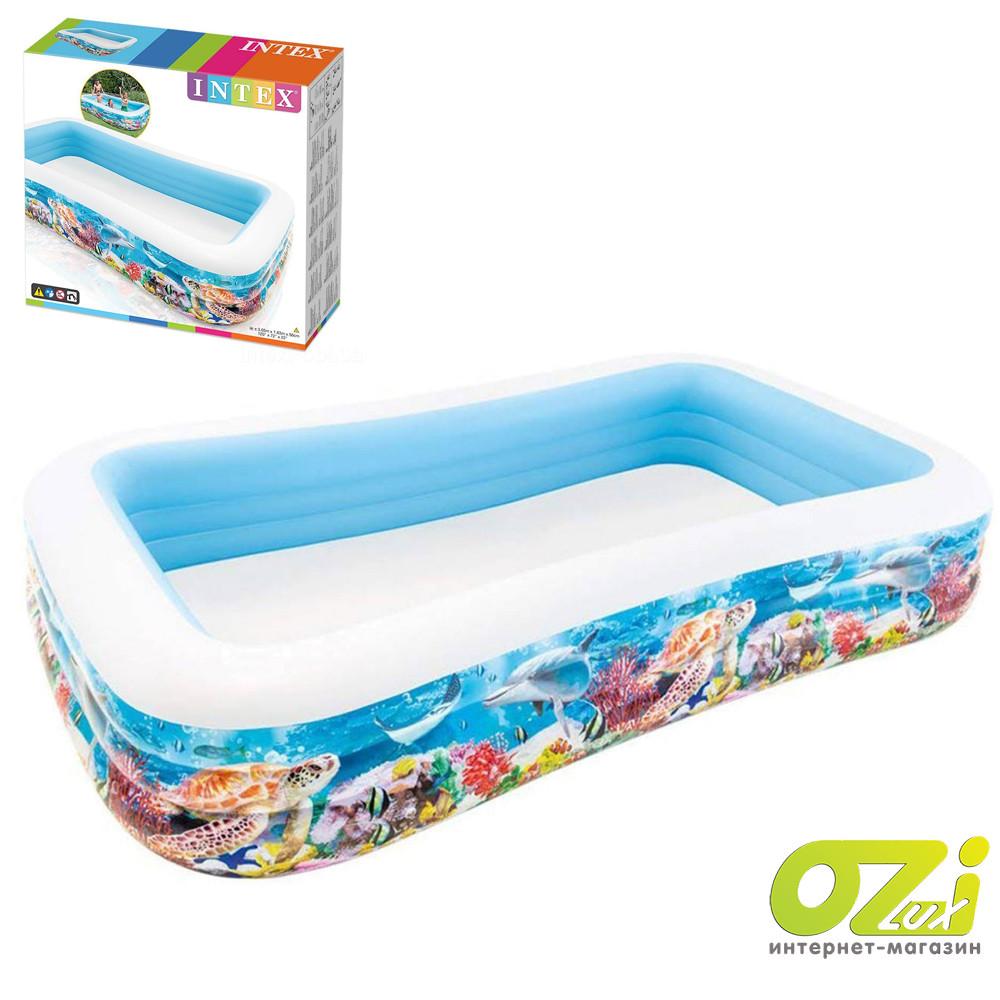 Детский надувной бассейн Intex 58485