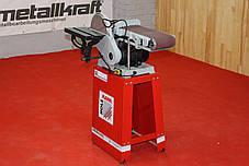 Стрічково-шліфувальний верстат торцювальний BT 1220 Holzmann, фото 3