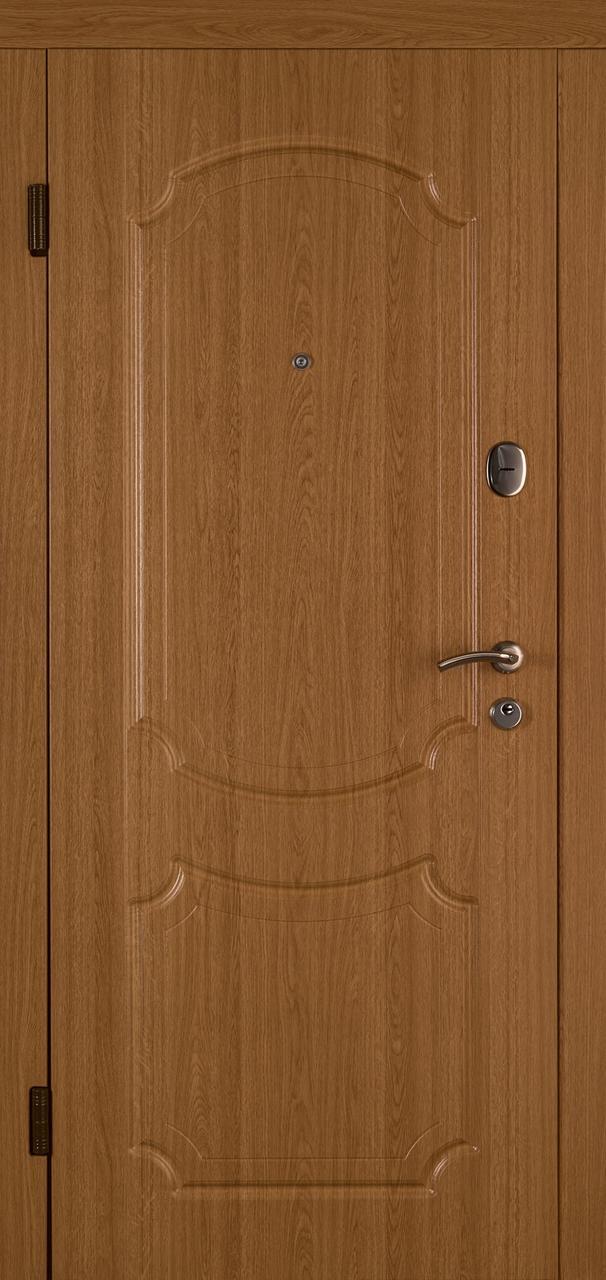 Входная дверь Юнона дуб натуральный