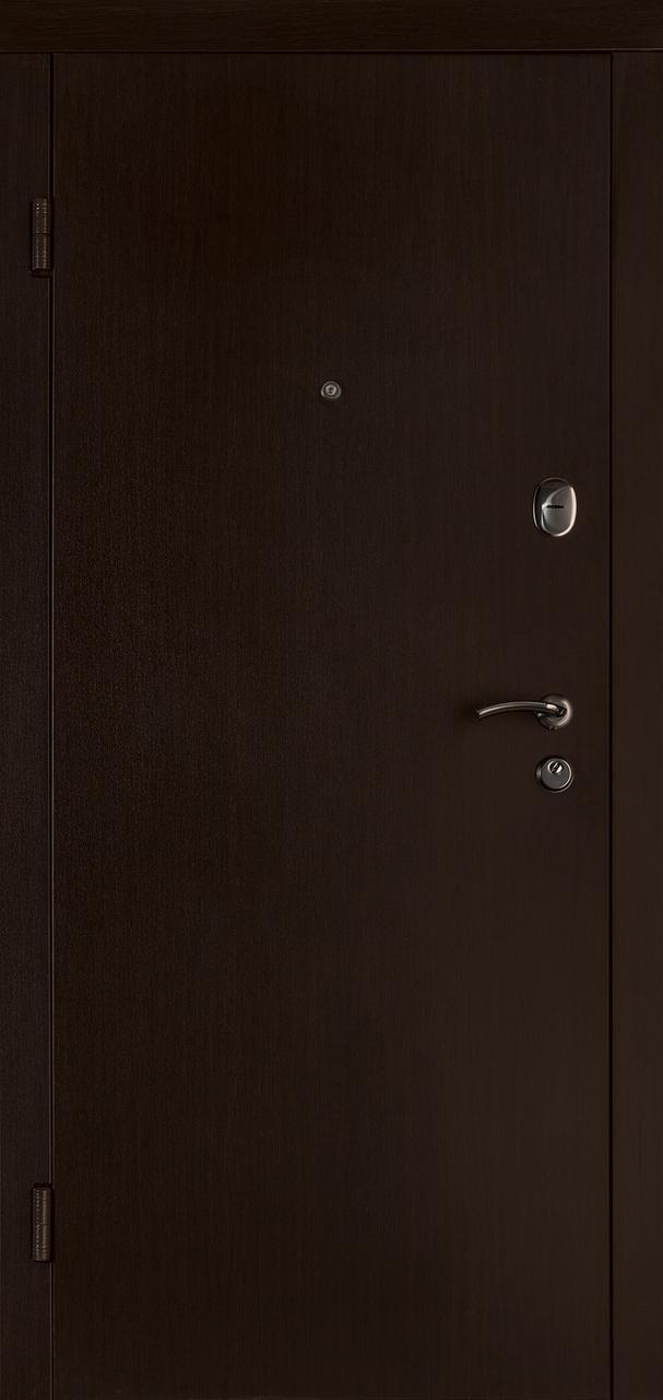 Входная дверь Гладь венге