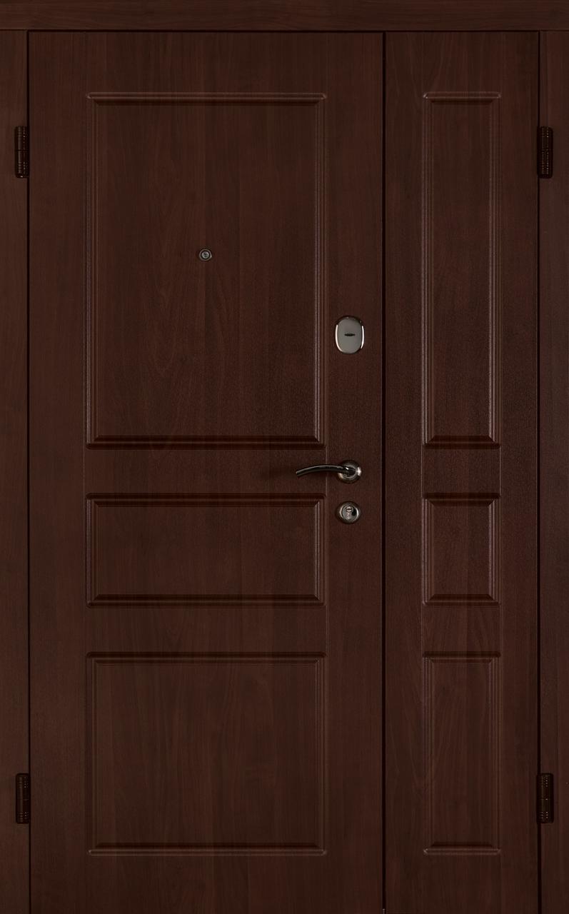 Входная дверь Вена вишня дымчатая
