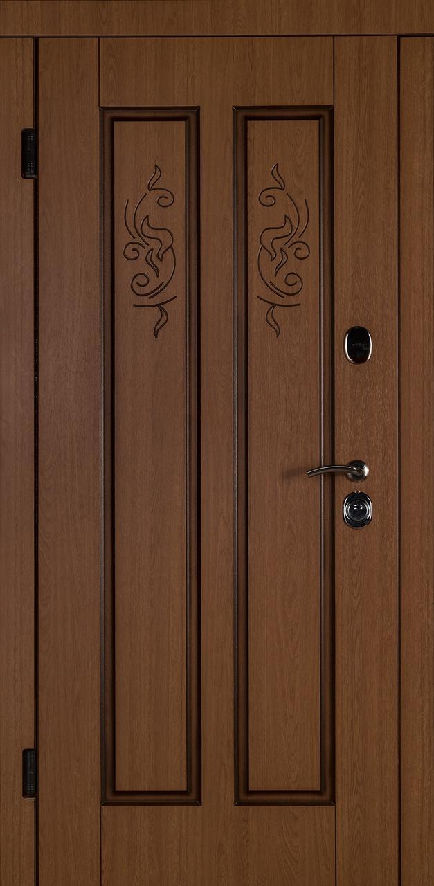 Входная дверь Дива-В декор