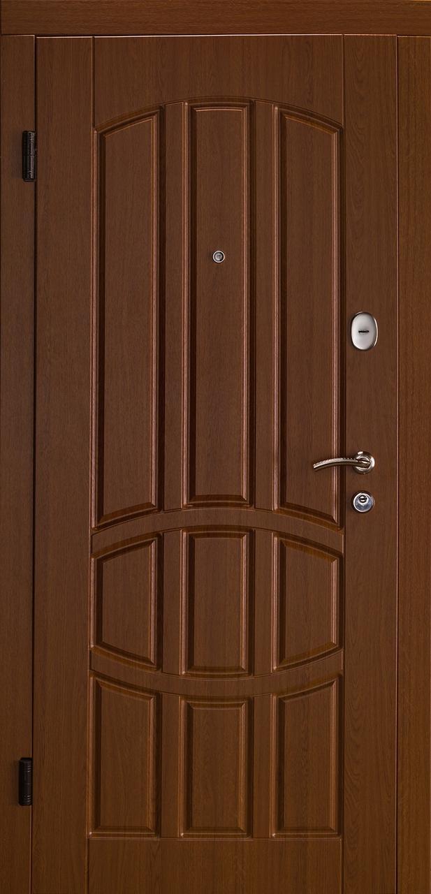 Входная дверь Ирида дуб светлый