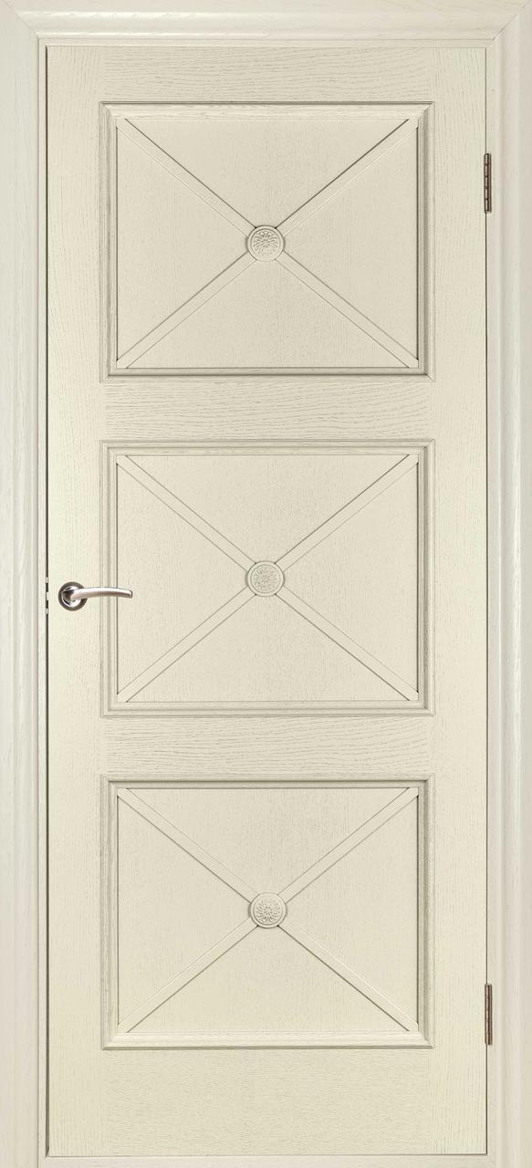 Межкомнатная дверь Адант оливка ПГ