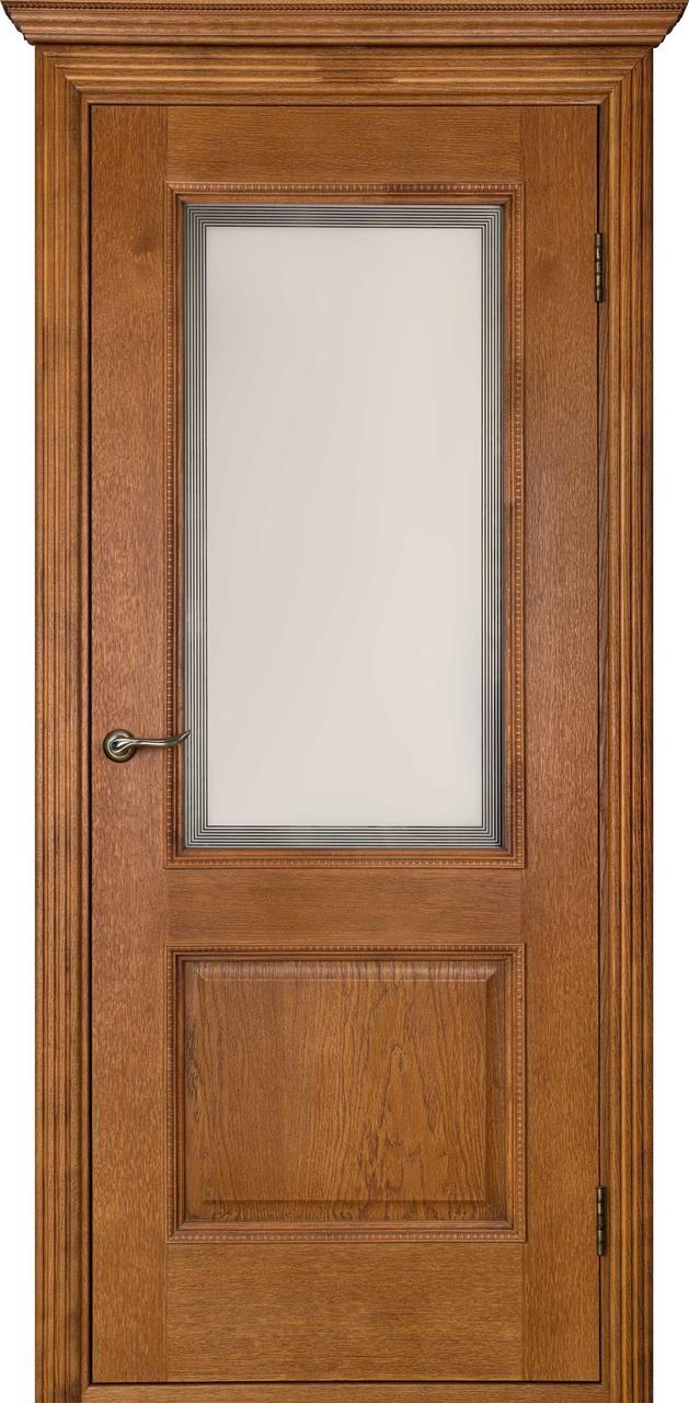 Межкомнатные двери Гранд орех ПО