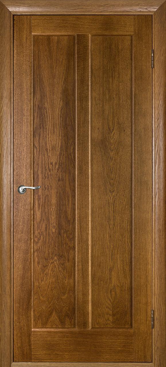 Межкомнатная дверь  Дива дуб рустикаль ПГ