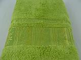 Полотенце  бамбуковое 50х90, 550 г/м², фото 5