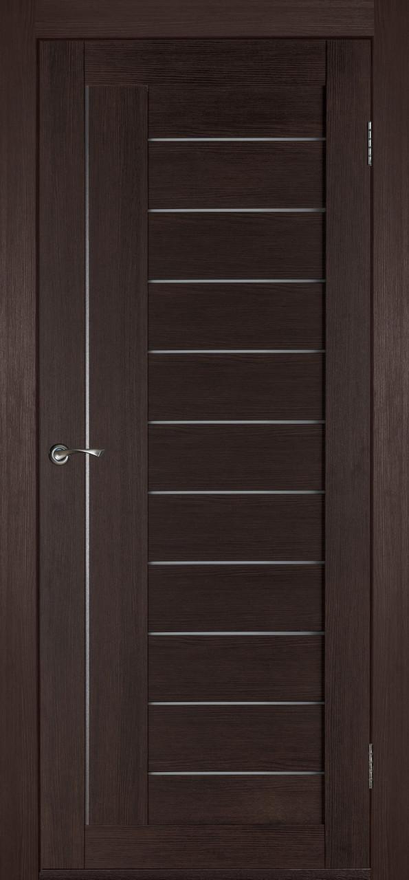 Межкомнатная дверь Микс венге ПГ