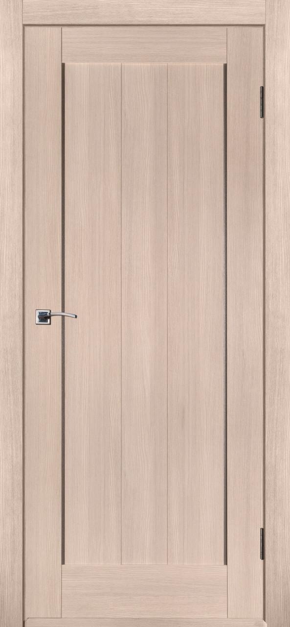 Межкомнатная дверь Квадрат У капучино ПГ