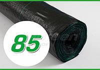 Агроткань Agreen мульчирующая черная 85 г/м2 1,6х100 м, фото 1