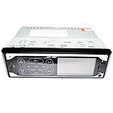 Автомагнитола с сенсорными кнопками и пультом microSD, USB, AUX MP3-3884, фото 2