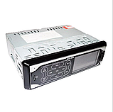 Автомагнитола с сенсорными кнопками и пультом microSD, USB, AUX MP3-3884, фото 3