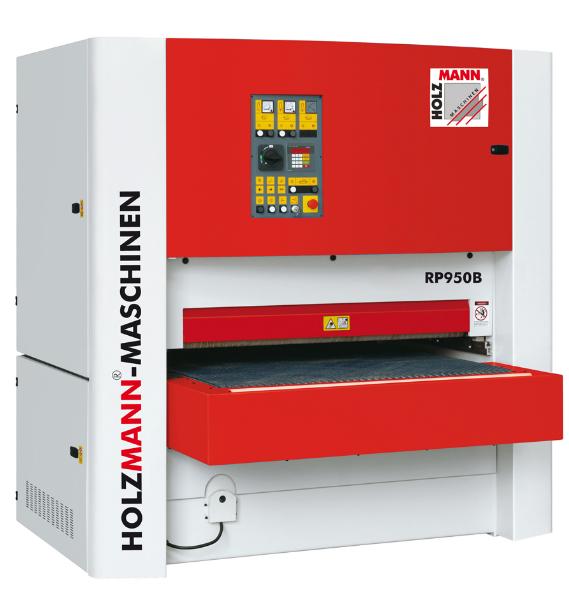 Калібрувально-шліфувальний верстат RRP 950 B Holzmann