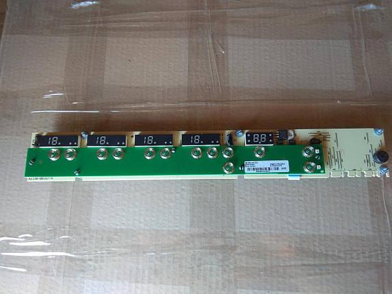 Плата управления от индукционой плиты Hotpoint-Ariston KIC 642 C, фото 2