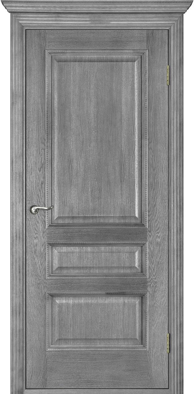 Межкомнатная дверь Вена серый ясень ПГ