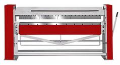 Верстат для гнуття металу KMA 2060 Holzmann