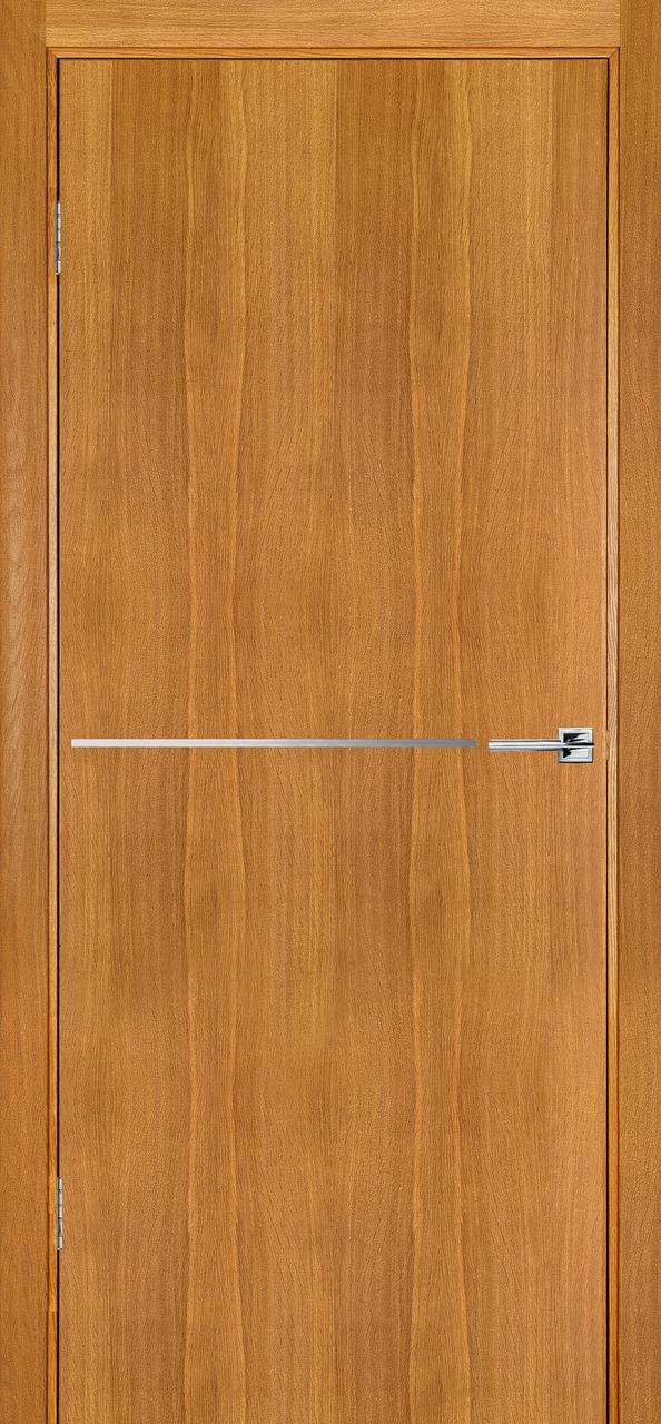 Межкомнатная дверь Флэш 6 светлый дуб ПГ
