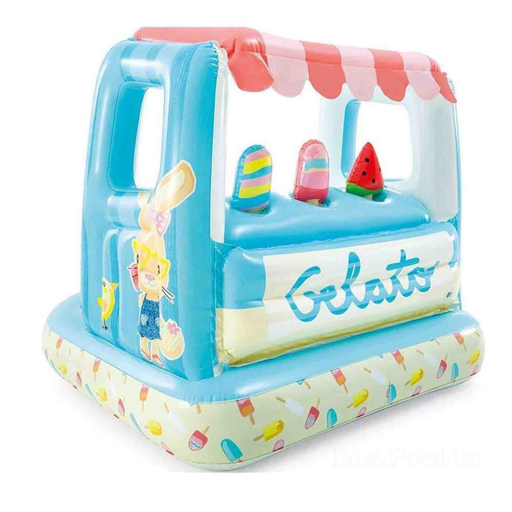 Надувной игровой центр Intex 48672 Мороженое