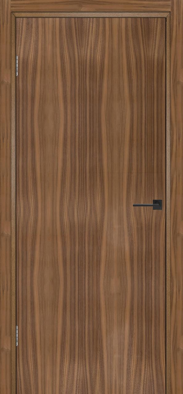 Межкомнатная дверь Флэш 1 орех американский ПГ