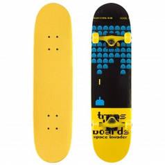 Скейтборд в сборе (роликовая доска) 880-2