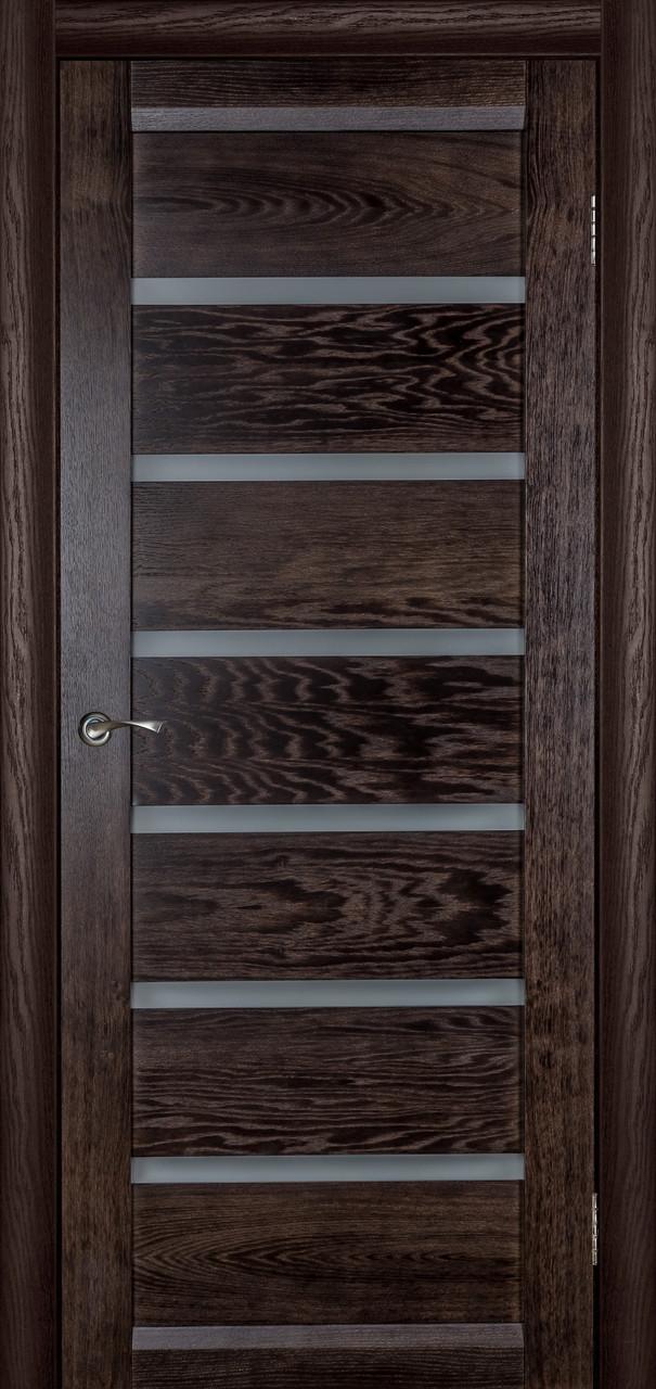 Межкомнатная дверь Бристоль-У венге ПГ