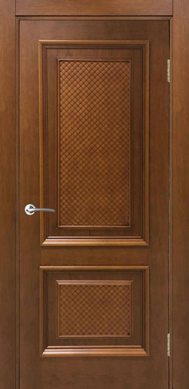 Межкомнатная дверь Босфор каштан ПГ