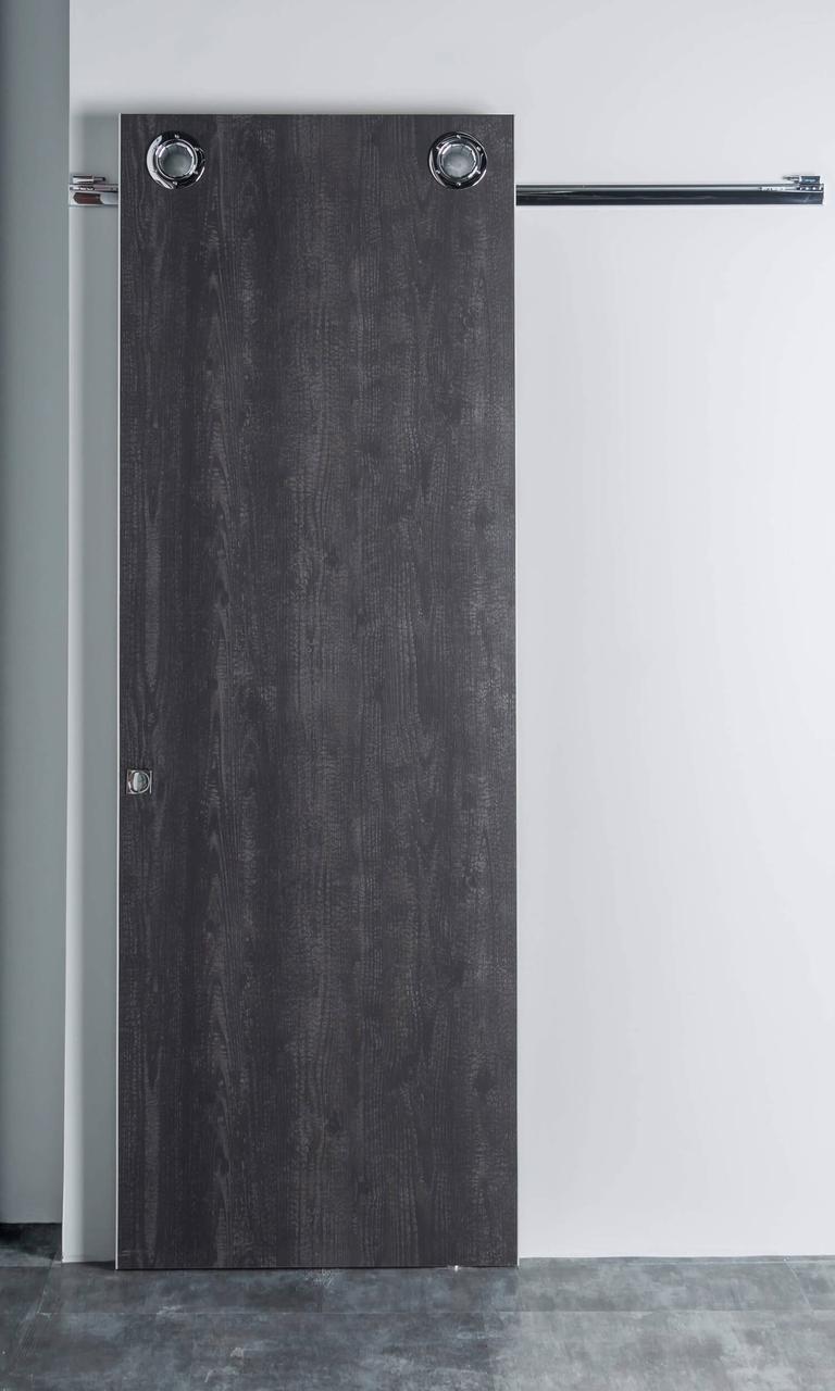Межкомнатная дверь Флеш SIbu-К2О