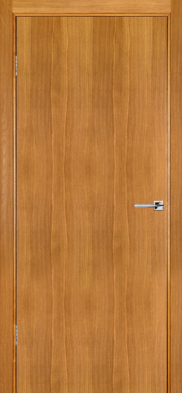 Межкомнатная дверь Флэш 1 светлый дуб ПГ (противопожарная)