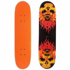Скейтборд в сборе (роликовая доска) 880-3