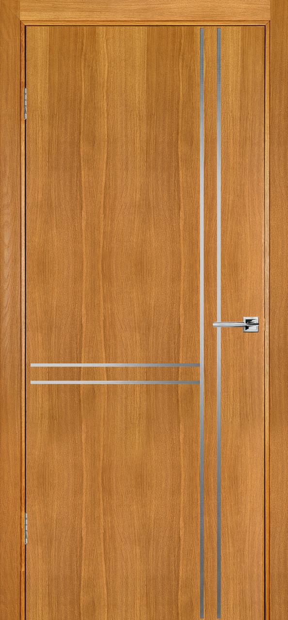 Межкомнатная дверь Флэш 7 светлый дуб ПГ (противопожарная)