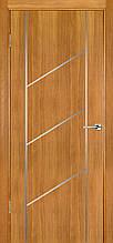 Межкомнатная дверь Флэш 12 светлый дуб ПГ (противопожарная)