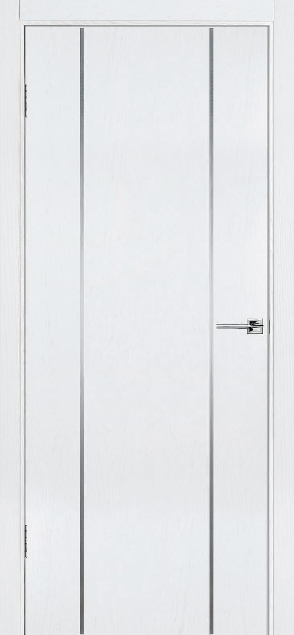 Межкомнатная дверь Флэш 3 белый ясень ПГ (противопожарная)